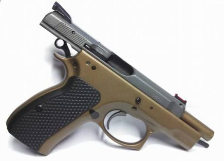 Hammerdown Sports Gunsmith Services IDPA Legal CZ SP-01 Blog